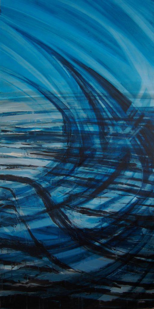 1m x 2m Oil on Linen
